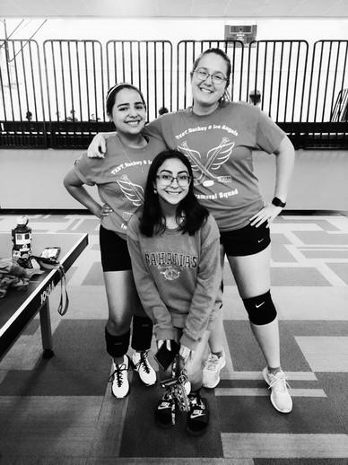 Volleyball Intramurals  2019