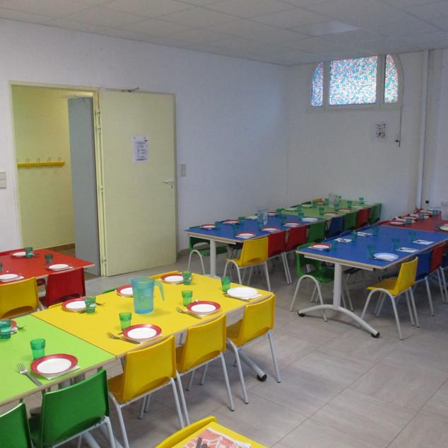 Refectoire des Maternelles