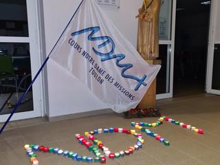 Le mardi 8 Décembre, fête de l'Immaculée Conception à Notre-Dame des Missions