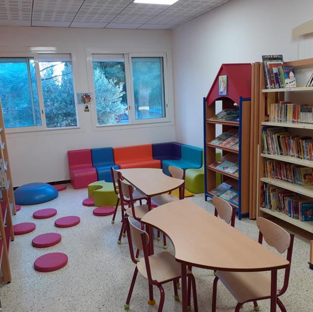 Bibliothèque du Primaire
