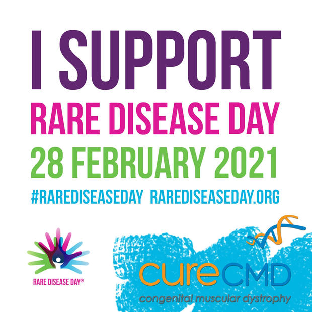I Support Rare Disease Day