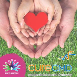 Cure CMD Rare Disease Day