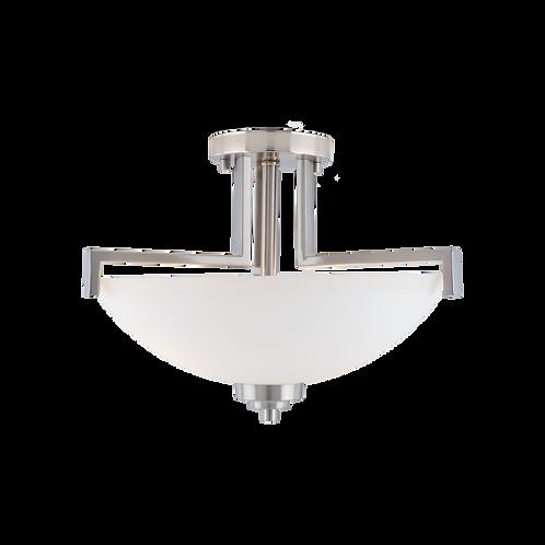Tara 2-Light Semi Flush
