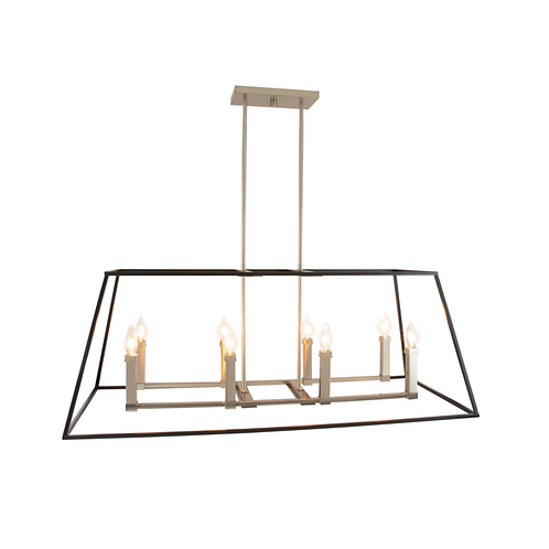 Casa 8-Light Island Pendant