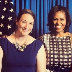 Genevieve & Michelle