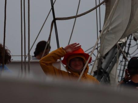Summer on a Tall Ship Adventure