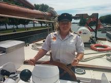 Caitlin Simpson. Whaler Weekends Leader.