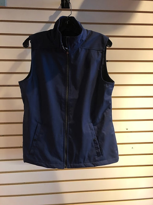 Navy Vests