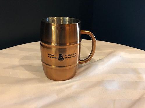 Bursary Copper Mugs