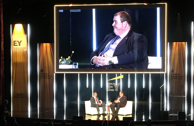 EY WEOY Event