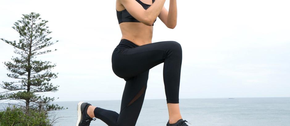 Gym HITT workout