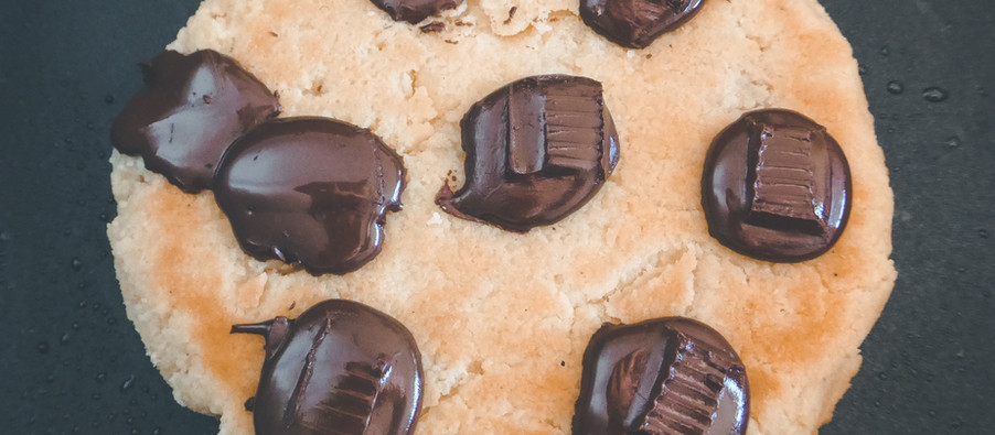 Low Carb Pan Cookie