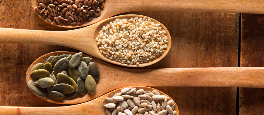 SEED CYCLING For Women's Hormones