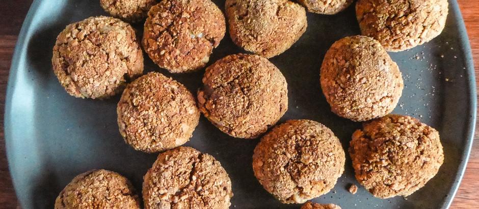 Crispy Tempeh Meat-balls