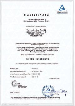 Certification of EN ISO13485.jpg