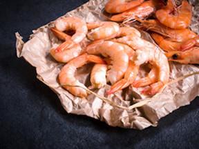 5 Low-Allergen Dishes with Shrimp/Prawn