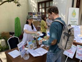Eco Film Festival Marketplace