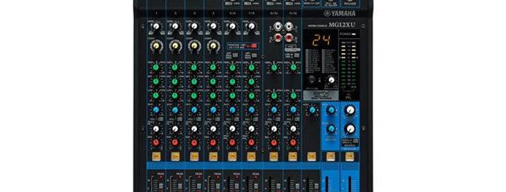 Yamaha MG12XU Analog mikser m/USB