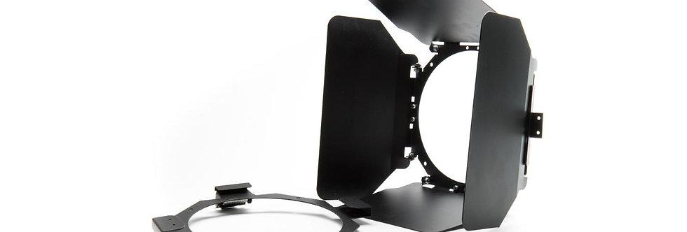 SnowPAR Låvedør/filterramme sort