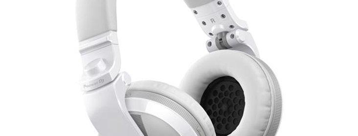 Pioneer DJ HDJ-X5BT-W hodetelefon, hvit