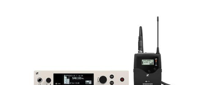 Sennheiser ew500 G4-CI1-GW