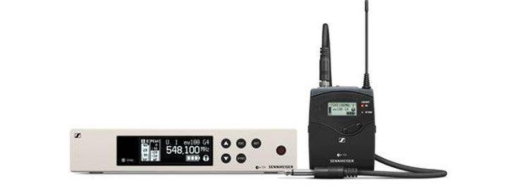 Sennheiser ew 100 G4-CI1-G (566-608 MHz)