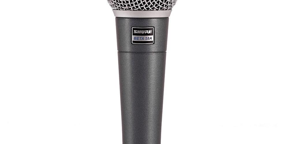 Shure Beta58A Mikrofon