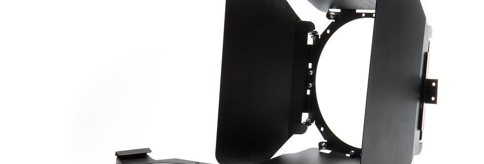 SnowPAR Låvedør/filterramme for Zoom