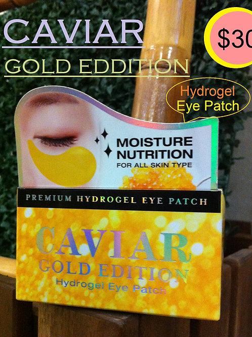 Caviar Gold Edition - Premium Hydrogel Eye Patch