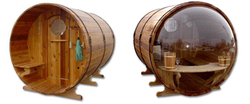 4. Visit Sauna room