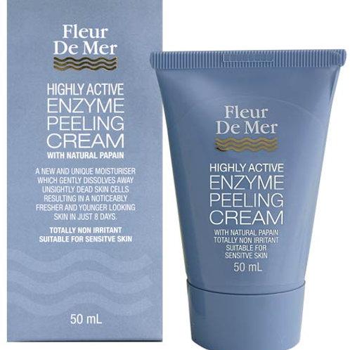 Fleur De Mer - Enzyme Peeling Cream