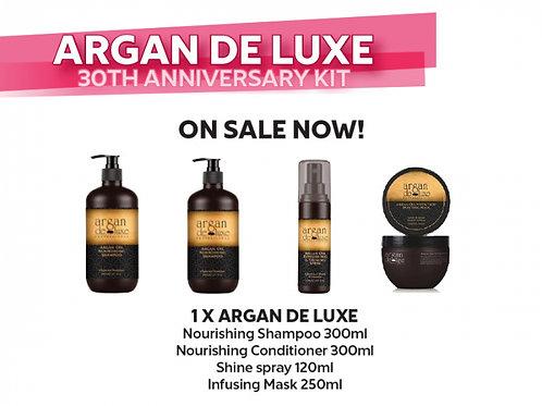 Argan De Luxe 30 Year Anniversary Kit