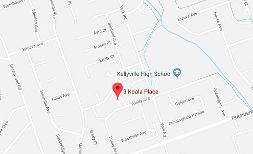 Penguin School Location Map.png