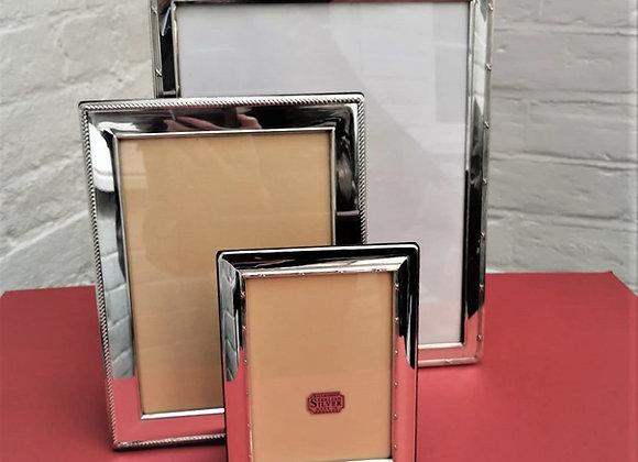 Sterling Silver Frames