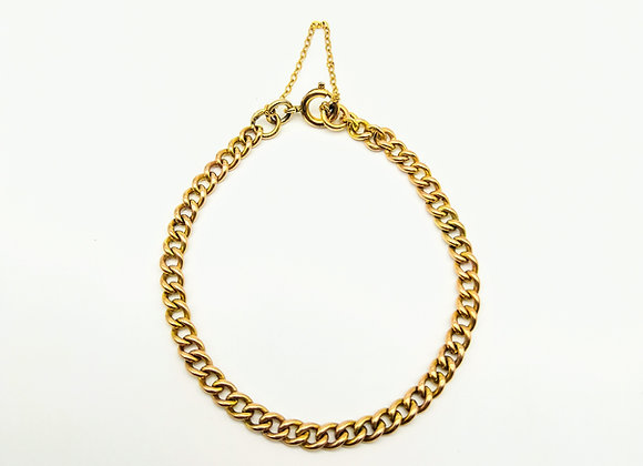 9ct Curblink Chain Bracelet