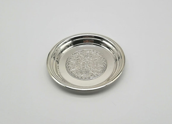 Mexican Silver Dish