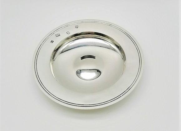 Silver Amarda Dish 1957