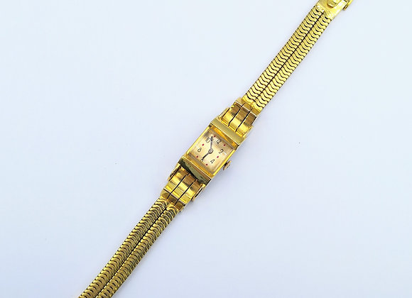 18ct French Watch by Le Roy et Fils