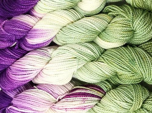 Iris DK Weight Yarn - Hoof-To-Hanger