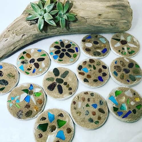 Rock Creations Coasters