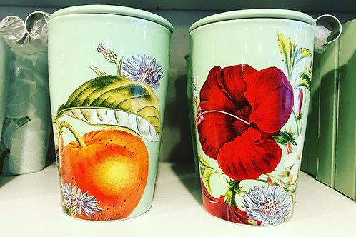 Tea Forte Fleur Kati Steeping Cup & Infuser