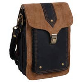 Harley - Upcycled Leather Bag - Vaan & Co.