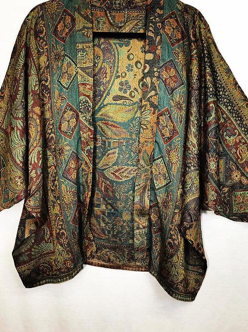 Fair Trade Modern Journey Kimono