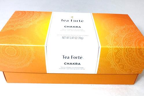 Tea Forte Chakra Presentation Box