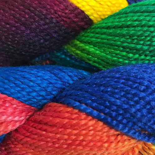 Full Spectrum DK Weight Yarn - Hoof-To-Hanger