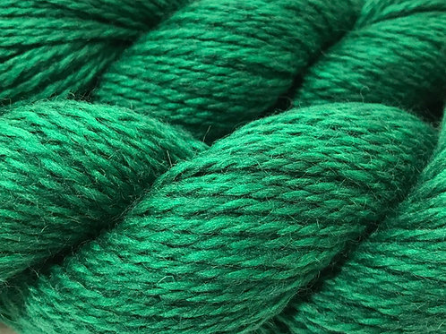 Kelly Green DK Weight Yarn - Hoof-To-Hanger