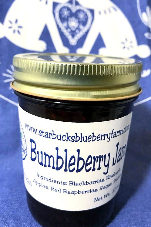 Starbuck's Blueberry Farm Local Bumbleberry Jam
