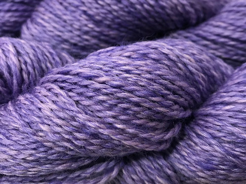 African Violet Worsted Weight Yarn - Hoof-To-Hanger