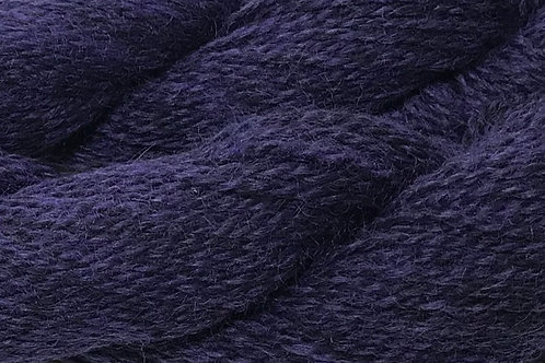 Deep Amethyst Worsted Weight Yarn - Hoof-To-Hanger