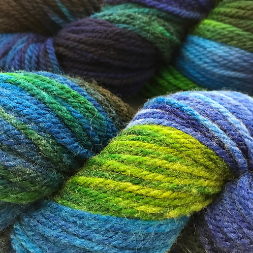 Waterfront Worsted Weight Yarn - Hoof-To-Hanger